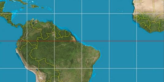 Ciudad Bolvar latitude longitude