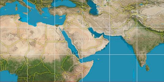 Cairo Latitude Longitude - Map of egypt latitude and longitude
