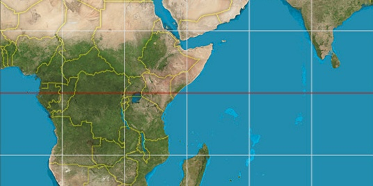 Eldoret latitude longitude
